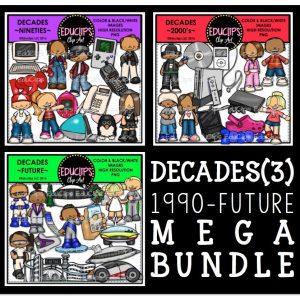 decades 1990-future