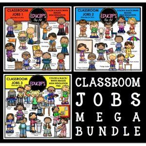 Classroom Jobs Mega Bundle