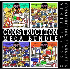 Construction Mega Bundle