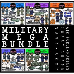 Military Mega Bundle