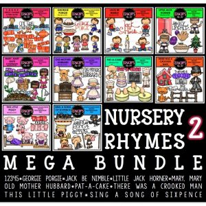 Nursery Rhymes 2 Mega Bundle