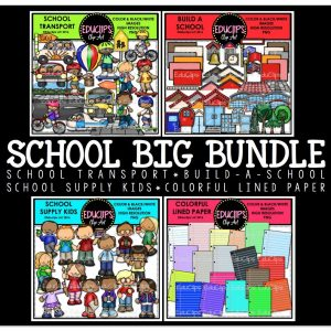 School Big Bundle