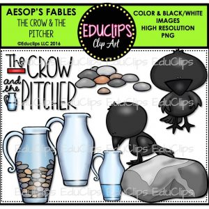 The Crow & The Pitcher