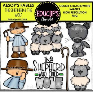 The Shepherd Who Cried Wolf