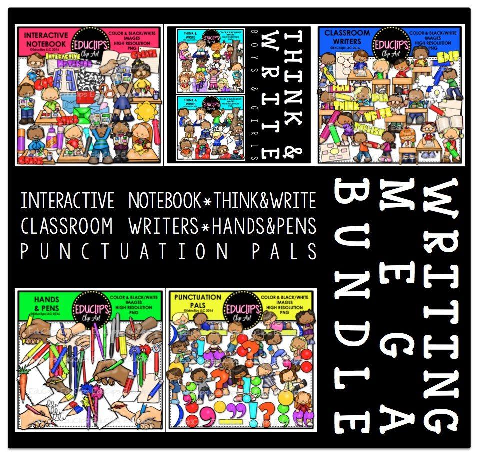 mega essay writing clip art mega bundle color and bw welcome to writing clip art mega bundle color and bw welcome to educlips