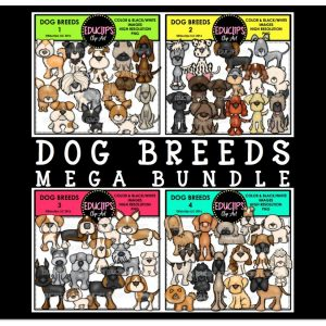 Dog Breeds Mega Bundle