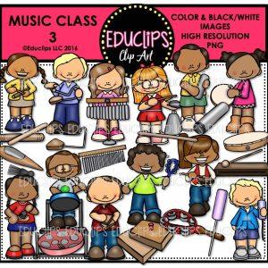 Music Class 3