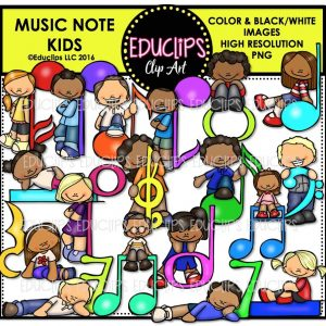 Music Note Kids