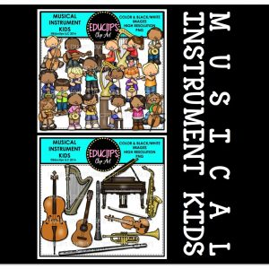 Musical Instrument Kids