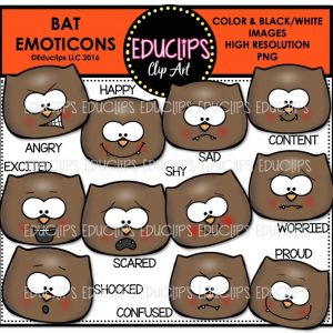 bat-emoticons