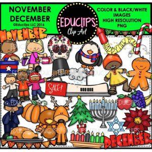 November December