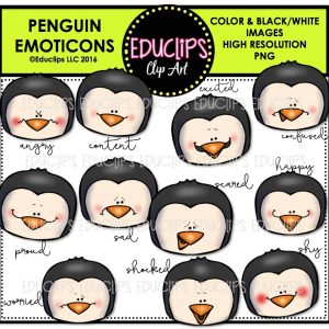 penguin-emoticons
