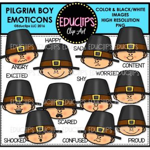 pilgrim-boy-emoticons