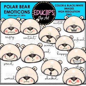 polar-bear-emoticons