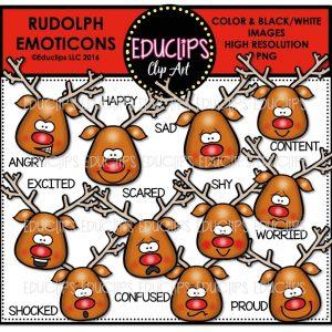 rudolph-emoticons