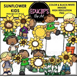sunflower-kids