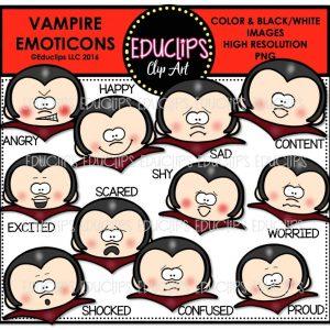 vampire-emoticons