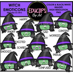 witch-emoticons