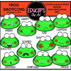 frog-emoticons