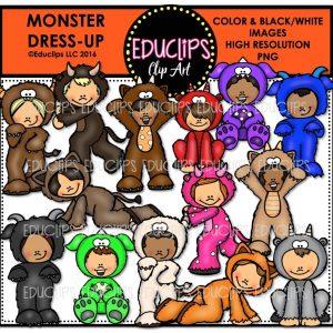 monster-dress-up