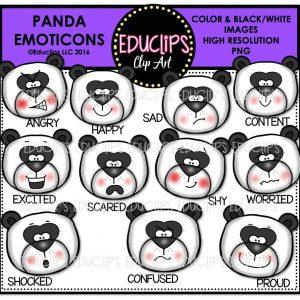 panda-emoticons