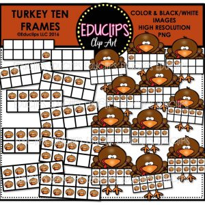 turkey-ten-frames