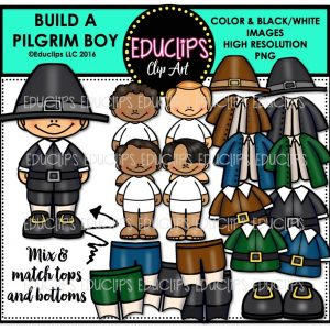 build-a-pilgrim-boy