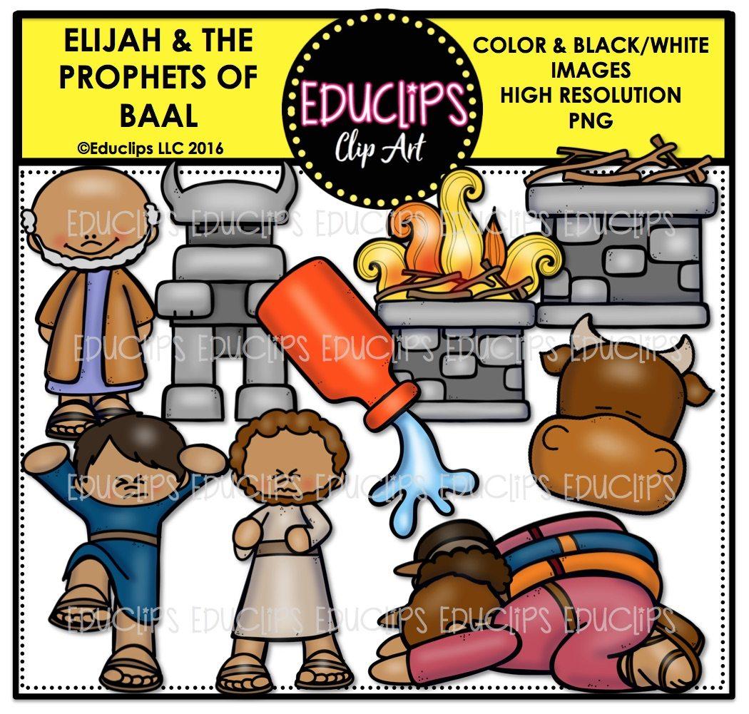 Bible Stories 1 Clip Art Mega Bundle Clip Art Bundle
