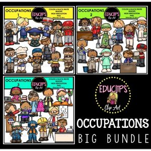 occupations-big-bundle