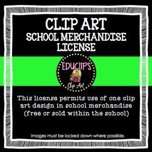 school-merchandise-license