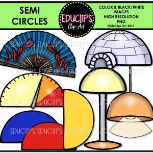 semi-circles