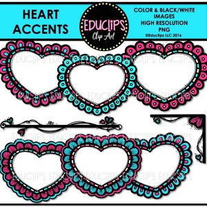 Heart Accents