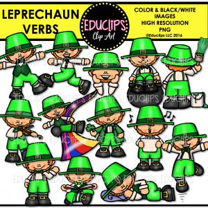 Leprechaun Verbs