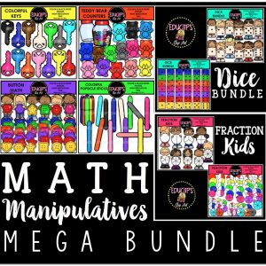 Math Manipulatives Mega Bundle