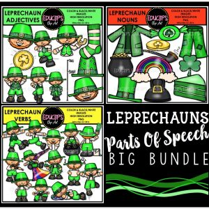 Parts Of Speech Leprechauns