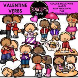 valentine-verbs