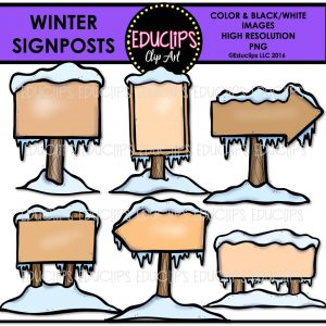 winter-signposts