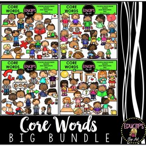 Core Words Big Bundle