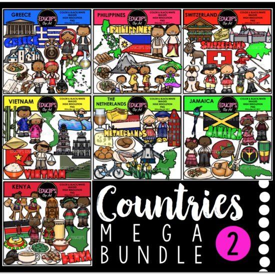 Countries 2 Mega Bundle