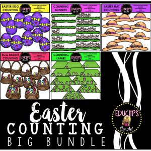 Easter Counting Big Bundle