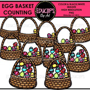 Egg Basket Counting