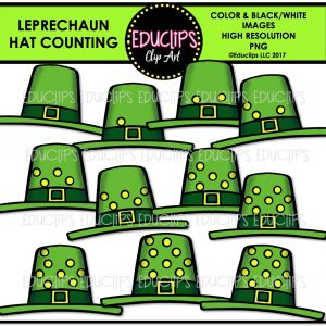 Leprechaun Hat Counting