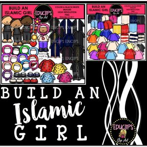 Build An Islamic Girl Bundle