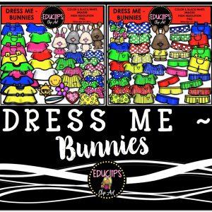 Dress me Bunnies