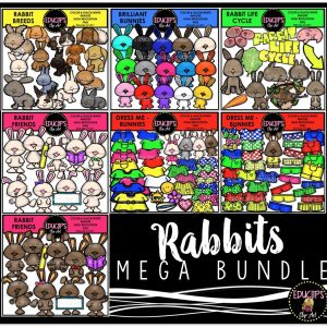 Rabbits Mega Bundle