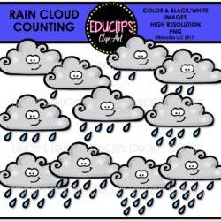 Rain Cloud Counting