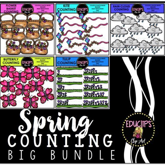 Spring Counting Big Bundle