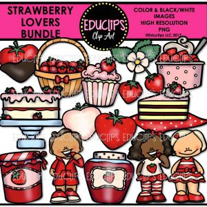 Strawberry Lovers Bundle