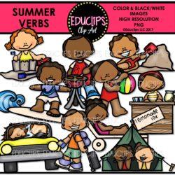 Summer Verbs