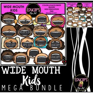 Wide Mouth Kids